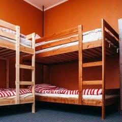 Хостел Достоевский Кровать в женском общем номере с двухъярусными кроватями фото 4