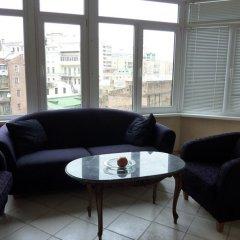 Апартаменты Luxury Kiev Apartments Бассейная интерьер отеля