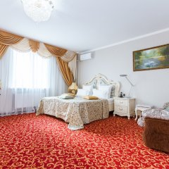 Гостиница Гранд Уют 4* Люкс разные типы кроватей фото 2