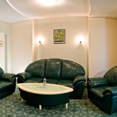 Hotel Oberteich Lux 4* Апартаменты фото 12