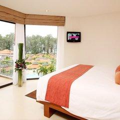 Отель Dewa Phuket Nai Yang Beach 5* Полулюкс разные типы кроватей