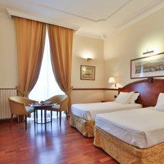 Отель Worldhotel Cristoforo Colombo 4* Стандартный номер с различными типами кроватей фото 7