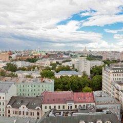 Апартаменты на Большом Афанасьевском Апартаменты с разными типами кроватей фото 4