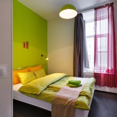 Гостиница Станция Z12 3* Стандартный номер с различными типами кроватей фото 3