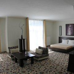 Гостиница Блюз Номер Эконом разные типы кроватей фото 7