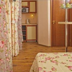 Гостиница Теремок Пролетарский Номер Премиум с разными типами кроватей фото 16