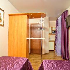 Гостиница Теремок Пролетарский Номер Премиум с разными типами кроватей фото 14