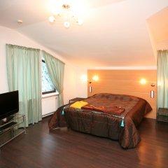 Гостиница Лесная Рапсодия Улучшенные апартаменты с различными типами кроватей фото 3
