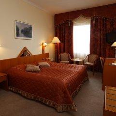 Бизнес-Отель Протон 4* Стандартный номер с разными типами кроватей фото 2