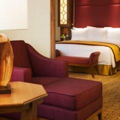 Гостиница Ренессанс Москва Монарх Центр 4* Люкс с различными типами кроватей