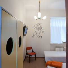 Graffiti L Hostel Стандартный номер фото 3