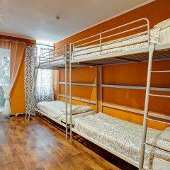 Мини-Отель Новый День Кровать в общем номере двухъярусные кровати фото 2