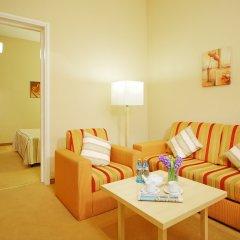 Гостиница Октябрьская 4* Люкс с различными типами кроватей фото 2