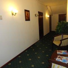 Гостиница Перекресток Джаза интерьер отеля