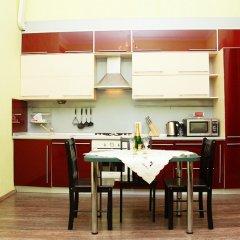 Апартаменты Luxury Kiev Apartments Театральная Апартаменты с разными типами кроватей фото 32