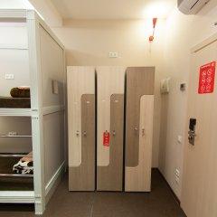 Хостел Привет Кровать в мужском общем номере двухъярусные кровати фото 2