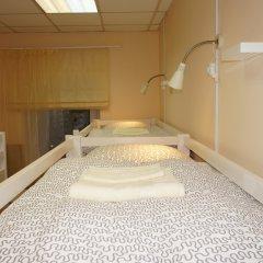 Гостевой Дом Полянка Кровать в мужском общем номере с двухъярусными кроватями фото 3