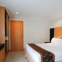 Отель Citin Pratunam Bangkok By Compass Hospitality 3* Улучшенная студия фото 6