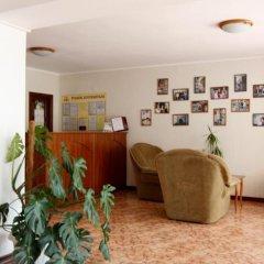 Гостиница Крымский интерьер отеля