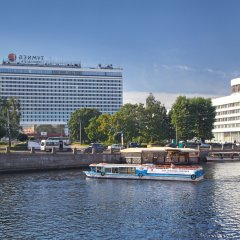 AZIMUT Отель Санкт-Петербург фото 11