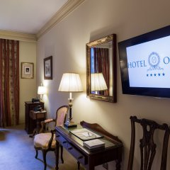 Отель Relais&Chateaux Orfila удобства в номере фото 3