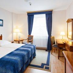 Qubus Hotel Wroclaw 4* Стандартный номер с различными типами кроватей фото 7