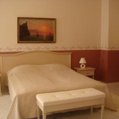 Гостиница Спарта Номер Делюкс с различными типами кроватей