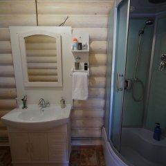 Эко-отель Озеро Дивное 3* Люкс с различными типами кроватей фото 13