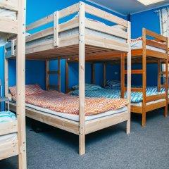 Хостел Достоевский Кровати в общем номере с двухъярусными кроватями фото 2