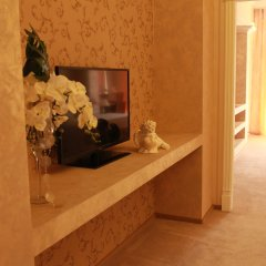 Гостиница Золотой Дельфин 3* Люкс с различными типами кроватей фото 3