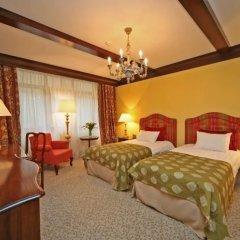 Гранд Отель Поляна 5* Семейный люкс с двуспальной кроватью фото 2