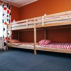 Хостел Достоевский Кровать в женском общем номере с двухъярусными кроватями фото 3