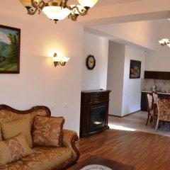 Гостиница Горный Хрусталь Апартаменты с различными типами кроватей фото 5