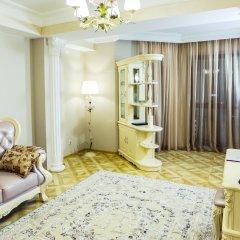 Гостиница Денарт 4* Люкс для новобрачных с различными типами кроватей фото 3