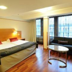Отель Marski by Scandic 5* Улучшенный номер с различными типами кроватей фото 2