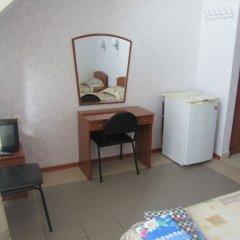 Гостиница Пансионат Кристалл Стандартный номер с разными типами кроватей фото 4