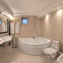 Гостиница Голубая Лагуна Студия с различными типами кроватей фото 6