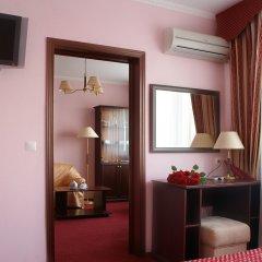 Гостиница Салют 4* Люкс с разными типами кроватей фото 5