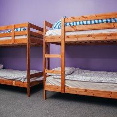 Хостел Достоевский Кровати в общем номере с двухъярусными кроватями фото 8