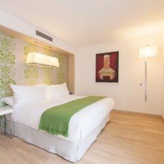 Отель Occidental Praha Five 4* Улучшенный номер с различными типами кроватей фото 5