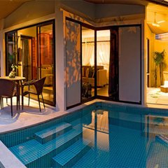 Отель Dewa Phuket Nai Yang Beach 5* Вилла разные типы кроватей фото 7