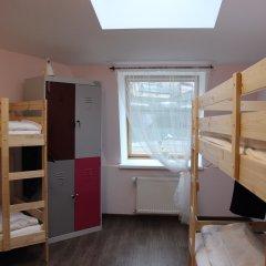 Хостел Angel Court Yard Кровать в общем номере двухъярусные кровати фото 18