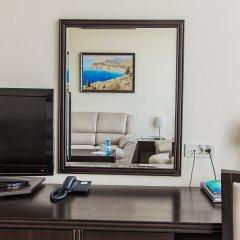 Гостиница Aquamarine Resort & SPA (бывший Аквамарин) 5* Люкс с двумя спальнями с различными типами кроватей фото 10