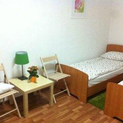 Хостел Green Point Номер с различными типами кроватей (общая ванная комната) фото 20