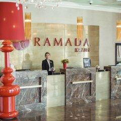 Гостиница Ramada Kazan City Centre интерьер отеля