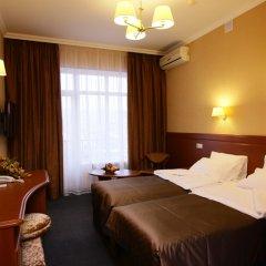 Гостиница Роза Ветров 4* Стандартный номер разные типы кроватей фото 2