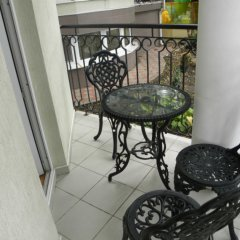 Гостиница Дарья балкон фото 3