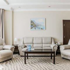 Гостиница Aquamarine Resort & SPA (бывший Аквамарин) 5* Люкс с двумя спальнями с различными типами кроватей фото 2