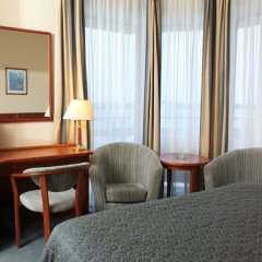 Гостиница Яхт-Клуб Новый Берег 3* Номер Бизнес с двуспальной кроватью фото 6
