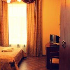 Гостиница Мон Плезир Химки Стандартный номер с различными типами кроватей фото 7